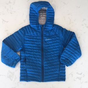 Boys Eddie Bauer Hooded microtherm jacket